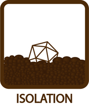Isolation Icon